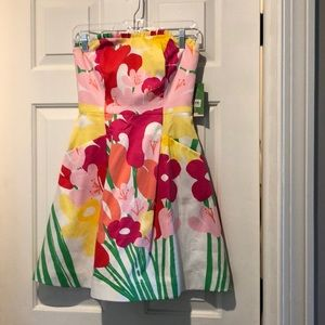 Strapless Summer Dress - brand new with tags!